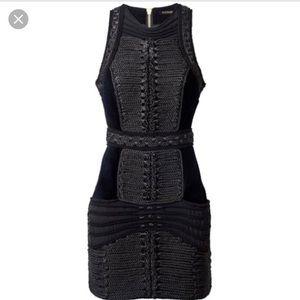 Balmain x H&M Rope Dress